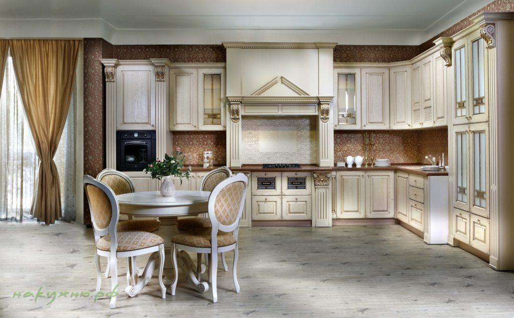 Кухня Юлис - Flora